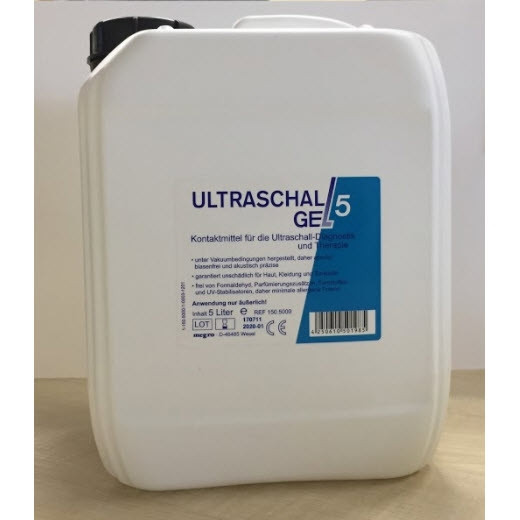 Ultrasound Gel 5L Bottle