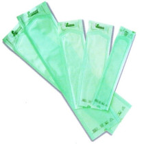 Steri-Pouches - Non self sealing (100x250mm) x 100 (Also Requires Indicator tape)