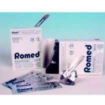 Romed No. 10 Scalpel Blades Without Handle x 100