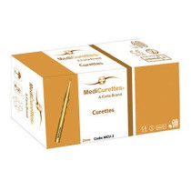 Disposable Ring Curette 4mm, Sterile, 10 Pcs/Pack