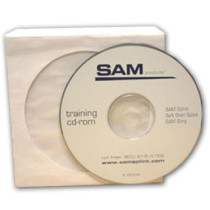 SAM SPLINT Training DVD