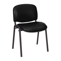 Galaxy Visitor Chair - Black