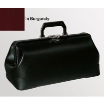"Doctors Bag ""Practicus"" (Burgundy)"