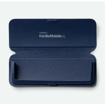 CarryPod Navy for Kardia Mobile 6 Lead
