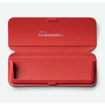CarryPod Red for Kardia Mobile 6 Lead