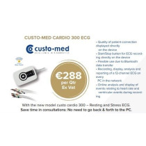 WEB  3 year Rental/Lease - custo cardio 300BT ECG