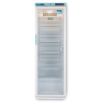 Lec PPGRC353UK 353L Glass Door Pharmacy Fridge (595mm W x 1860mm H x 640mm D)