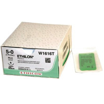 Sutures Ethilon Polymide 6-Mono 3/0 x 45cm x 12 (W320) + 26mm RC Needle