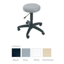 Sunflower Operator Stool (Black)