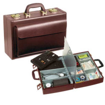 "Doctors Case ""Visita"" (Brown)"
