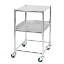 ST4 Surgical Trolley (1 Shelf + 1 Tray)