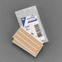 3M Steri-Strip Elastic Skin Closures (12 x 100mm) x 300 strips