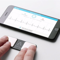 AliveCor Kardia Mobile ECG for iPhone and Android