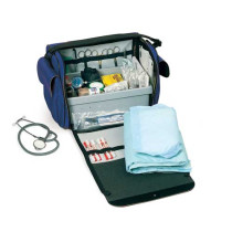 "Doctors Bag ""Professional care case "" (Blue)"