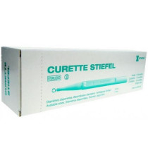 Steifel Ring Curettes, 4mm Pack of 10