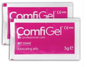 ComfiGel® Lubricating Jelly Sachets Clear 5g x100