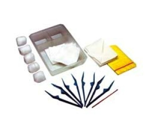 Medium Dressing Packs x 5
