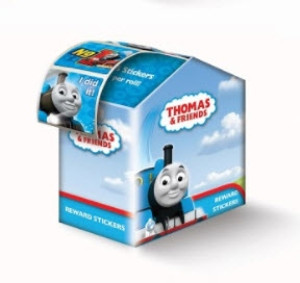 Thomas & Friends - Reward Sticker Dispenser (75 stickers)
