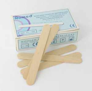 Romed Tongue Depressors x 100
