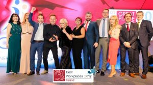 Great Place To Work Awards 2017