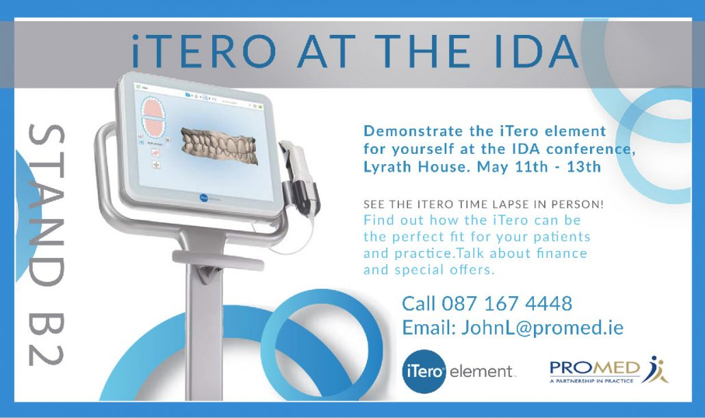 iTero element intraoral scanner