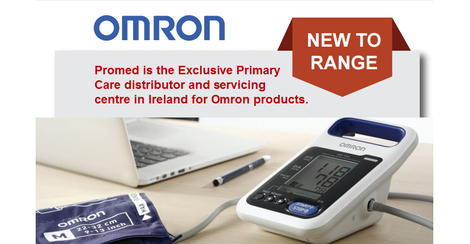 Omron Products in Ireland