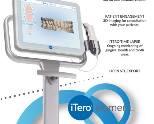 iTero element intraoral scanner Ireland