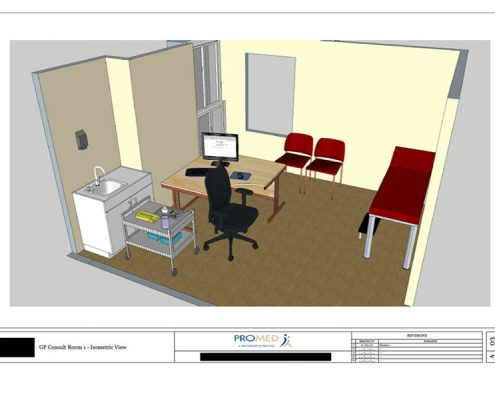 Surgery Fit Out Service