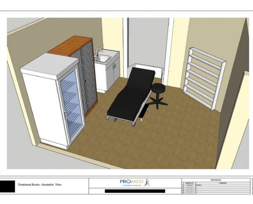 Medical Practice Fit-Out Service