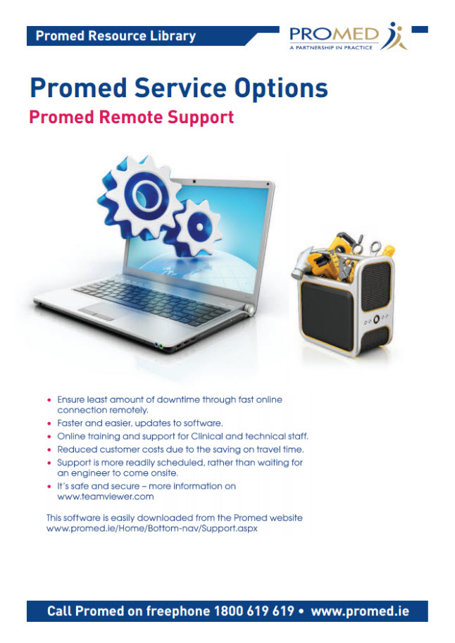 Promed Remote Support