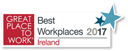 Promed Great Place to Work Ireland 2017