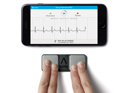 Alivecor Kardia Mobile Ecg Promed Medical Equipment And