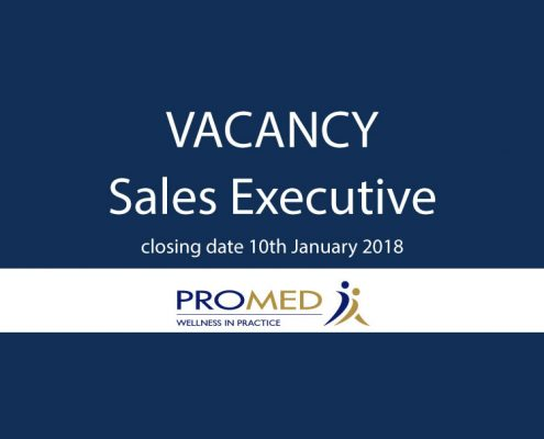 Promed Vacancy Sales Executive