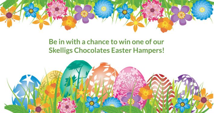 Chocolate Easter Hamper Draw