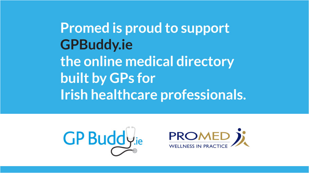 Promed supports GP Buddy
